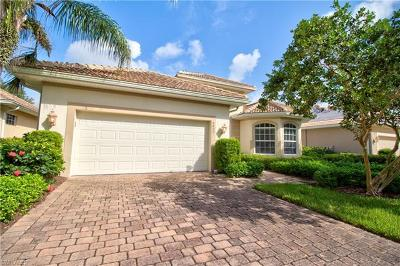 Naples Single Family Home For Sale: 6802 Bent Grass Dr