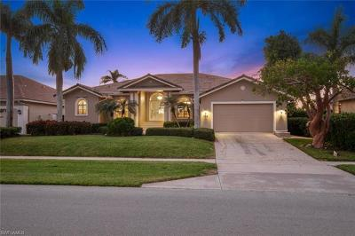 Marco Island Single Family Home For Sale: 308 Lamplighter Dr