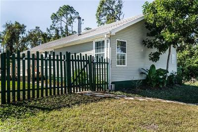 Estero Single Family Home Pending With Contingencies: 20210 Trailside Dr