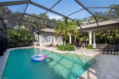 Naples Single Family Home For Sale: 5081 Kensington High St
