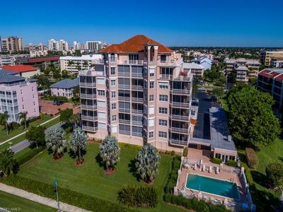 Marco Island Condo/Townhouse For Sale: 1021 S Collier Blvd #401