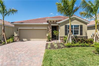 Fort Myers Single Family Home For Sale: 3234 Birchin Ln