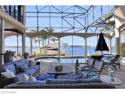 Marco Island FL Single Family Home For Sale: $3,999,000
