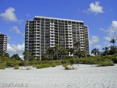 Naples Condo/Townhouse For Sale: 10851 Gulf Shore Dr #702