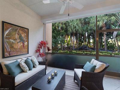 Naples Condo/Townhouse For Sale: 2055 Cascades Dr #5103