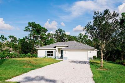 Naples FL Single Family Home For Sale: $349,000
