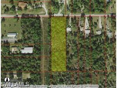 Naples Residential Lots & Land For Sale: 15th Ave SW