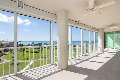 Condo/Townhouse Sold: 3991 Gulf Shore Blvd N #302