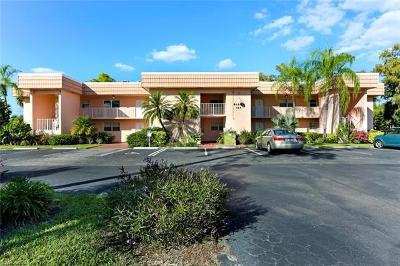 Naples, Marco Island Condo/Townhouse For Sale: 101 Forest Lakes Blvd #A-102