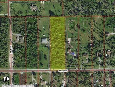 Naples Residential Lots & Land For Sale: 2821 White Blvd