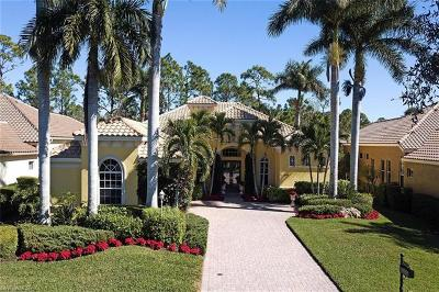 Bonita Springs Single Family Home For Sale: 28608 Via D Arezzo Dr