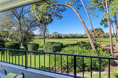 Collier County, Lee County Condo/Townhouse For Sale: 109 Clubhouse Ln #295