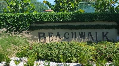 Naples Condo/Townhouse For Sale: 631 Beachwalk Cir #F-102