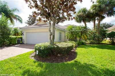 Naples Single Family Home For Sale: 4061 Trinidad Way