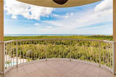 Naples Condo/Townhouse For Sale: 7117 Pelican Bay Blvd #808