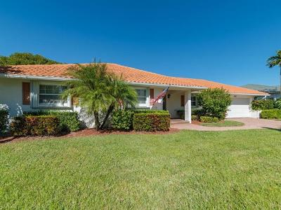 Marco Island Single Family Home For Sale: 806 Amber Dr