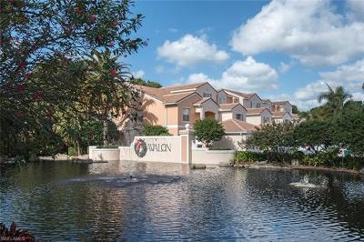 Naples Condo/Townhouse For Sale: 8325 Excalibur Cir #O6