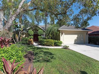 Naples Single Family Home For Sale: 720 Hidden Harbour Dr
