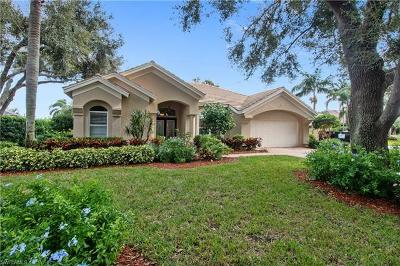 Naples Single Family Home Pending With Contingencies: 98 Erin Way