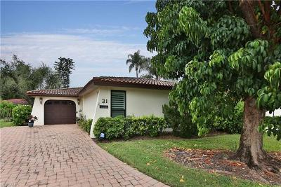 Bonita Springs Single Family Home For Sale: 27882 Hacienda Village Dr