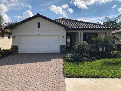 Naples Single Family Home For Sale: 4288 Raffia Palm Cir