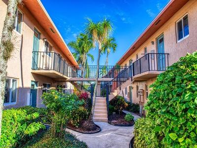 Naples FL Condo/Townhouse For Sale: $125,000