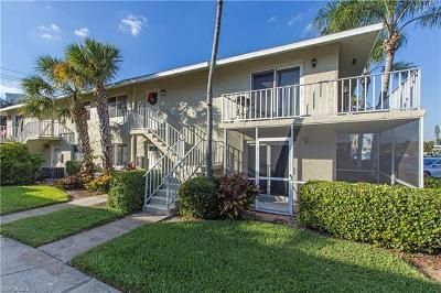 Naples, Marco Island Condo/Townhouse For Sale: 240 Palm Dr #1