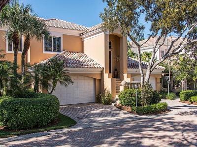 Naples FL Condo/Townhouse For Sale: $985,000