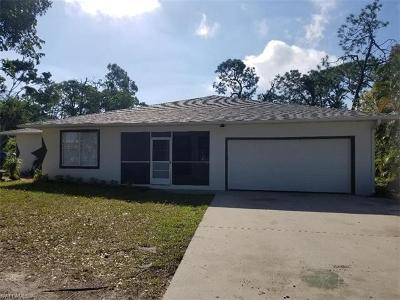 Naples Rental For Rent: 4214 Cindy Ave