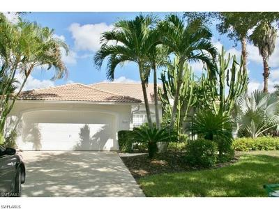 Naples Single Family Home For Sale: 3507 Ocean Bluff Ct