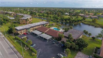 Naples Condo/Townhouse For Sale: 5595 Rattlesnake Hammock Rd #C18