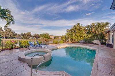 Naples Single Family Home For Sale: 14470 Indigo Lakes Cir