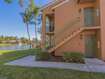 Naples Condo/Townhouse Pending With Contingencies: 1205 Wildwood Lakes Blvd #5-102