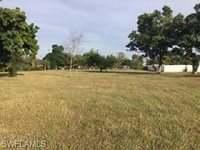 Lee County Residential Lots & Land For Sale: 27741 South Roslin Pl
