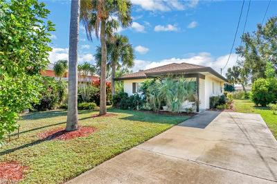 Naples Single Family Home For Sale: 838 108th Ave N