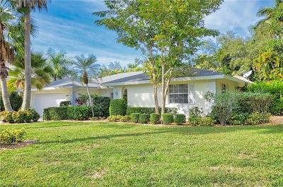Moorings Single Family Home Pending With Contingencies: 405 Putter Point Dr