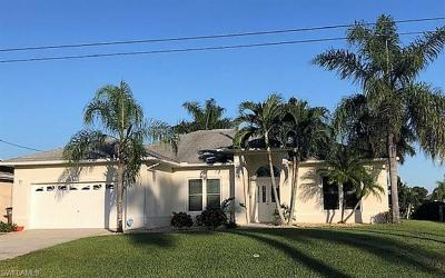 Lee County Single Family Home For Sale: 4529 SW 13th Ave
