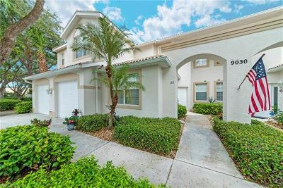 Bonita Springs Condo/Townhouse For Sale: 9030 Las Maderas Dr #101