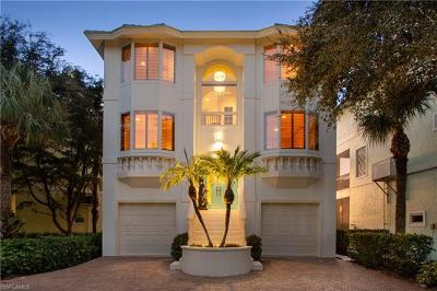Bonita Springs Condo/Townhouse For Sale: 285 Shell Dr