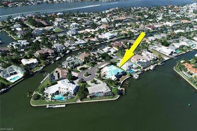 Naples, Marco Island, Sanibel, Captiva, Sarasota, Longboat Key, Nokomis, Osprey, Boca Grande Single Family Home For Sale: 2295 Snook Dr