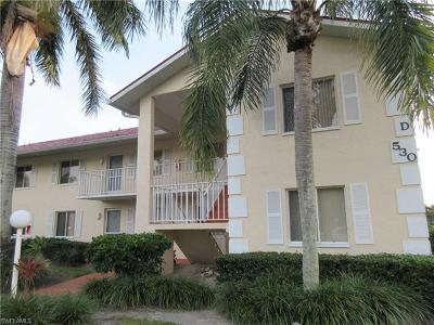 Naples Condo/Townhouse For Sale: 530 Augusta Blvd #D104
