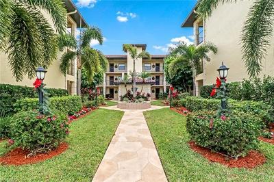 Naples Condo/Townhouse For Sale: 221 Fox Glen Dr #2310