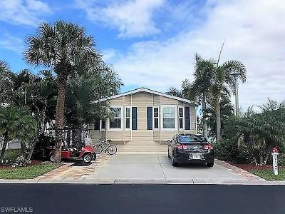 Naples Mobile/Manufactured For Sale: 1054 Silver Lakes Blvd