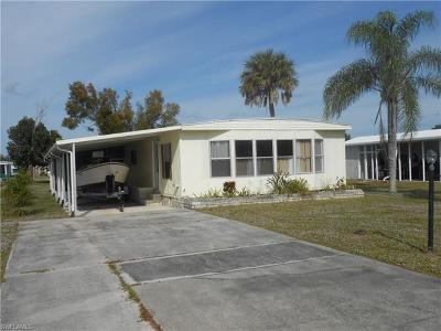 Goodland, Marco Island, Naples, Fort Myers, Lee Mobile/Manufactured For Sale: 231 Grassy Key Ln #175