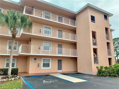 Naples Condo/Townhouse For Sale: 481 Quail Forest Blvd #B108
