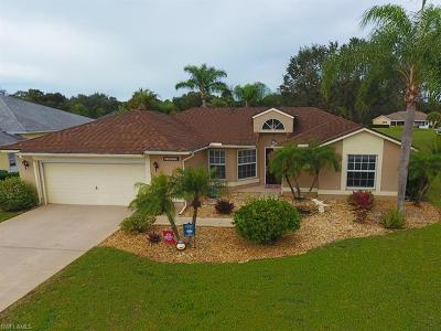 Estero Single Family Home For Sale: 20690 Horse Hame