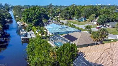 Naples FL Single Family Home For Sale: $879,000