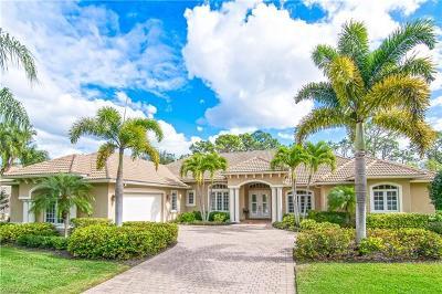 Estero FL Single Family Home For Sale: $725,000