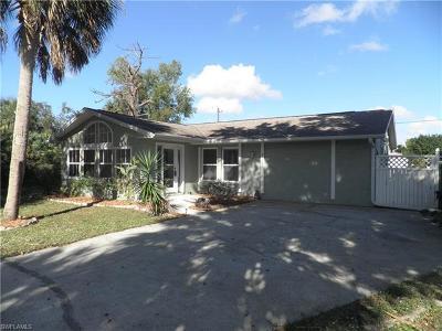 Single Family Home Sold: 4634 San Antonio Ln