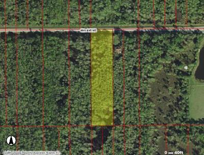 Naples Residential Lots & Land For Sale: 2760 60th Ave NE